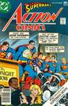 Action Comics #474 comic books - cover scans photos Action Comics #474 comic books - covers, picture gallery