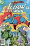 Action Comics #477 comic books - cover scans photos Action Comics #477 comic books - covers, picture gallery