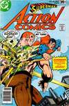 Action Comics #483 comic books - cover scans photos Action Comics #483 comic books - covers, picture gallery