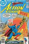 Action Comics #487 comic books - cover scans photos Action Comics #487 comic books - covers, picture gallery