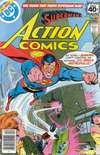 Action Comics #490 comic books - cover scans photos Action Comics #490 comic books - covers, picture gallery