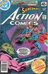 Action Comics #491 comic books - cover scans photos Action Comics #491 comic books - covers, picture gallery
