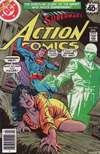 Action Comics #494 comic books - cover scans photos Action Comics #494 comic books - covers, picture gallery