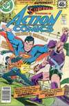 Action Comics #495 comic books - cover scans photos Action Comics #495 comic books - covers, picture gallery