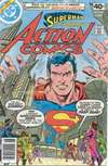 Action Comics #496 comic books - cover scans photos Action Comics #496 comic books - covers, picture gallery