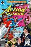 Action Comics #498 comic books - cover scans photos Action Comics #498 comic books - covers, picture gallery