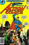Action Comics #499 comic books - cover scans photos Action Comics #499 comic books - covers, picture gallery