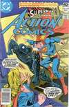 Action Comics #502 comic books - cover scans photos Action Comics #502 comic books - covers, picture gallery