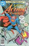Action Comics #504 comic books for sale
