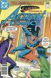 Action Comics #508 comic books - cover scans photos Action Comics #508 comic books - covers, picture gallery