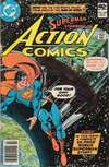 Action Comics #509 comic books - cover scans photos Action Comics #509 comic books - covers, picture gallery