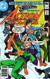 Action Comics #510 comic books - cover scans photos Action Comics #510 comic books - covers, picture gallery