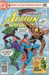 Action Comics #511 comic books - cover scans photos Action Comics #511 comic books - covers, picture gallery