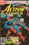 Action Comics #513 comic books - cover scans photos Action Comics #513 comic books - covers, picture gallery