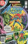 Action Comics #514 comic books - cover scans photos Action Comics #514 comic books - covers, picture gallery