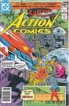 Action Comics #515 comic books - cover scans photos Action Comics #515 comic books - covers, picture gallery