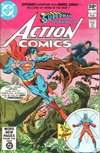 Action Comics #516 comic books - cover scans photos Action Comics #516 comic books - covers, picture gallery