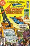 Action Comics #518 comic books - cover scans photos Action Comics #518 comic books - covers, picture gallery