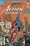 Action Comics #520 comic books - cover scans photos Action Comics #520 comic books - covers, picture gallery