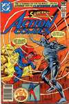 Action Comics #522 comic books - cover scans photos Action Comics #522 comic books - covers, picture gallery