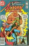 Action Comics #523 comic books - cover scans photos Action Comics #523 comic books - covers, picture gallery