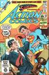 Action Comics #524 comic books - cover scans photos Action Comics #524 comic books - covers, picture gallery