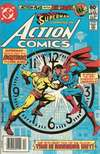Action Comics #526 comic books - cover scans photos Action Comics #526 comic books - covers, picture gallery