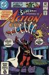 Action Comics #527 comic books - cover scans photos Action Comics #527 comic books - covers, picture gallery