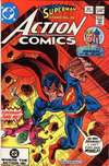 Action Comics #530 comic books - cover scans photos Action Comics #530 comic books - covers, picture gallery