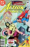 Action Comics #531 comic books - cover scans photos Action Comics #531 comic books - covers, picture gallery