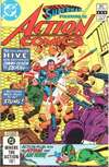 Action Comics #533 comic books for sale