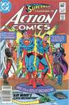Action Comics #534 comic books - cover scans photos Action Comics #534 comic books - covers, picture gallery