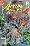 Action Comics #535 comic books - cover scans photos Action Comics #535 comic books - covers, picture gallery