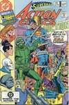 Action Comics #536 Comic Books - Covers, Scans, Photos  in Action Comics Comic Books - Covers, Scans, Gallery