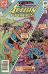 Action Comics #537 comic books - cover scans photos Action Comics #537 comic books - covers, picture gallery