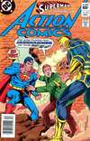 Action Comics #538 comic books - cover scans photos Action Comics #538 comic books - covers, picture gallery