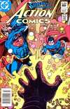 Action Comics #541 comic books - cover scans photos Action Comics #541 comic books - covers, picture gallery