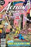 Action Comics #543 comic books - cover scans photos Action Comics #543 comic books - covers, picture gallery