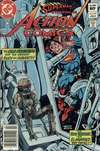 Action Comics #545 comic books - cover scans photos Action Comics #545 comic books - covers, picture gallery