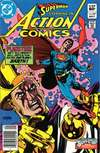 Action Comics #547 comic books - cover scans photos Action Comics #547 comic books - covers, picture gallery