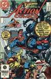 Action Comics #552 comic books for sale