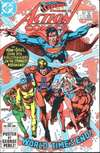 Action Comics #553 comic books - cover scans photos Action Comics #553 comic books - covers, picture gallery