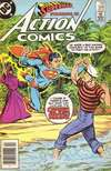 Action Comics #566 comic books - cover scans photos Action Comics #566 comic books - covers, picture gallery