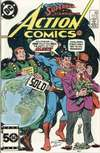 Action Comics #573 Comic Books - Covers, Scans, Photos  in Action Comics Comic Books - Covers, Scans, Gallery