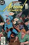 Action Comics #578 comic books - cover scans photos Action Comics #578 comic books - covers, picture gallery
