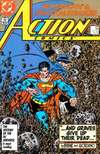 Action Comics #585 Comic Books - Covers, Scans, Photos  in Action Comics Comic Books - Covers, Scans, Gallery