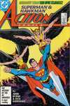 Action Comics #588 comic books - cover scans photos Action Comics #588 comic books - covers, picture gallery