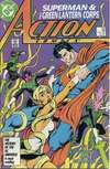 Action Comics #589 comic books - cover scans photos Action Comics #589 comic books - covers, picture gallery