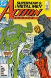 Action Comics #590 comic books - cover scans photos Action Comics #590 comic books - covers, picture gallery