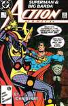 Action Comics #592 Comic Books - Covers, Scans, Photos  in Action Comics Comic Books - Covers, Scans, Gallery